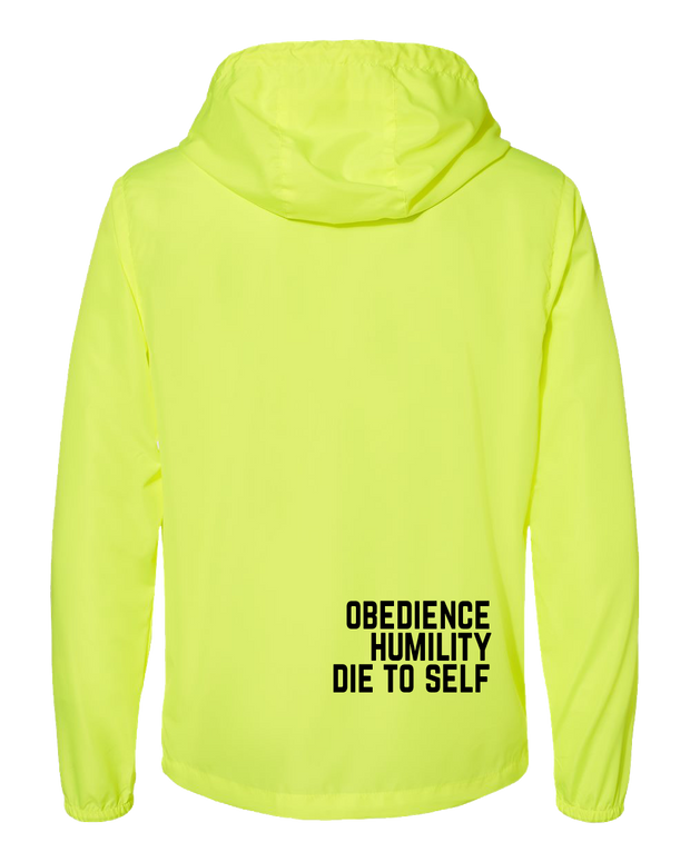 Of No Rep Windbreaker | Yellow