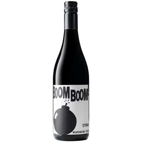 Boom Boom! Washington State Syrah