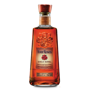 Four Roses Single Barrel Bourbon Whiskey