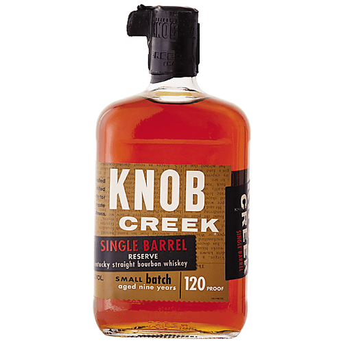 Knob Creek Single Barrel Reserve