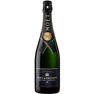 Moët and Chandon Nectar Imperial Champagne