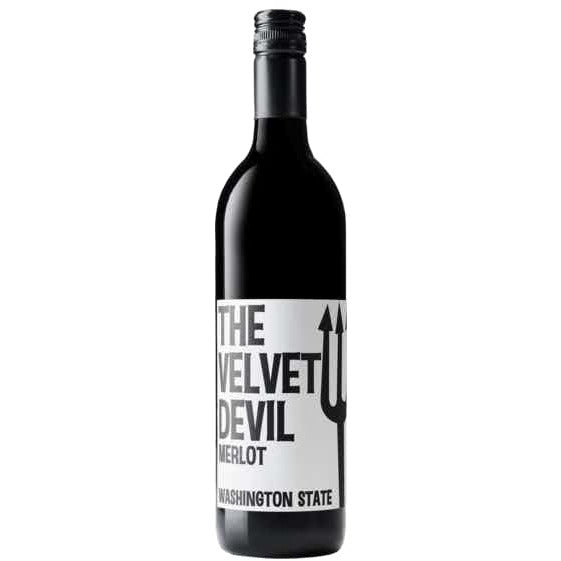 The Velvet Devil Washington State Merlot