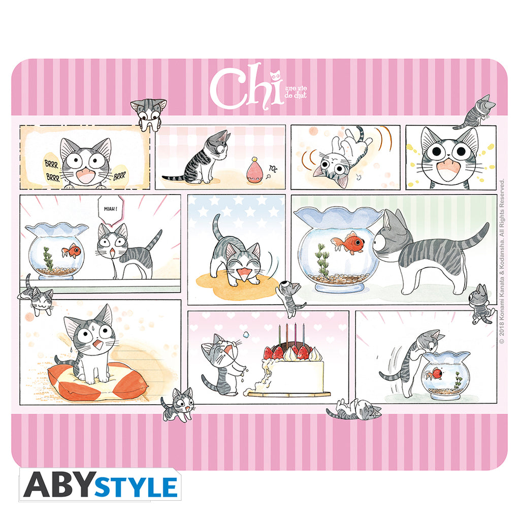 Chi's Sweet Home - Chi's Day Mouse Pad