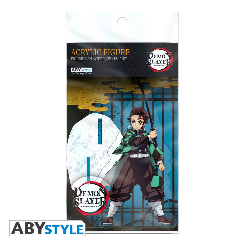 Demon Slayer – Tanjiro Kamado Acryl Figure