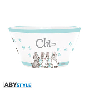 Chi's Sweet Home - Chi and Friends Ceramic Bowl