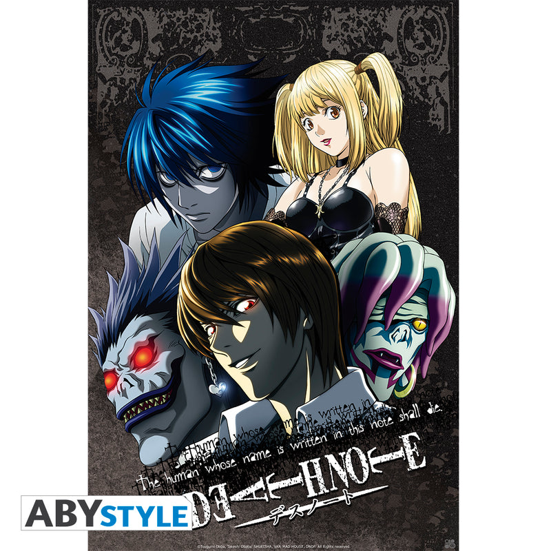 Death Note - Group Mini Poster
