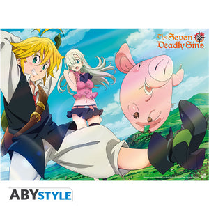 The Seven Deadly Sins - New Beginnings Mini Poster