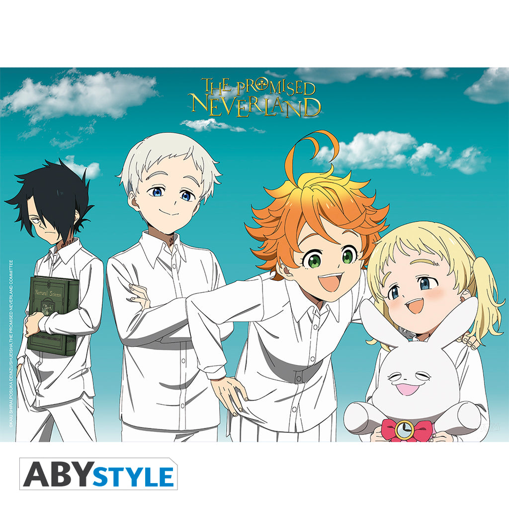"The Promised Neverland - Orphans Mini-Poster, 20.5""  x 15"""