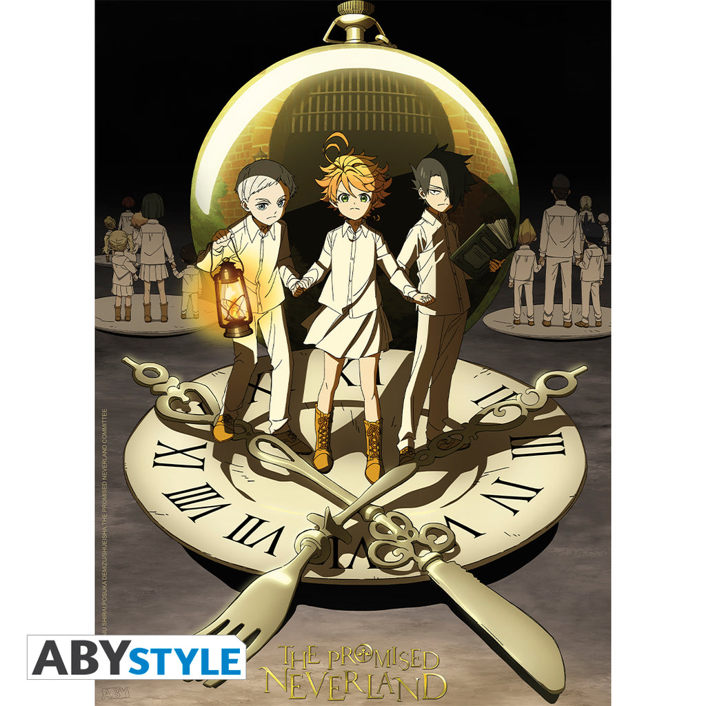 The Promised Neverland - Race Against Time Mini-Poster