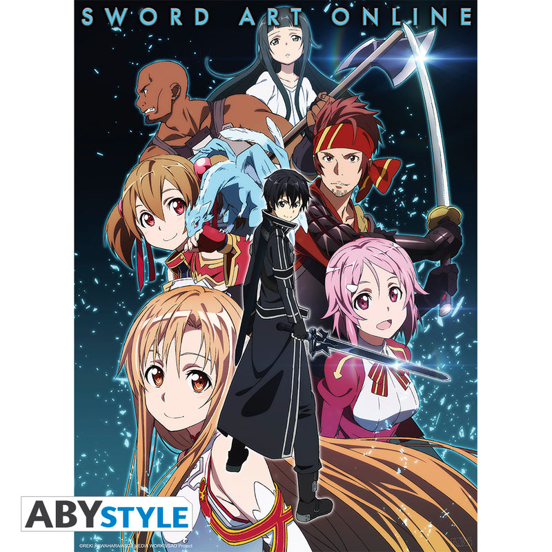 Sword Art Online - SAO Mini-Poster