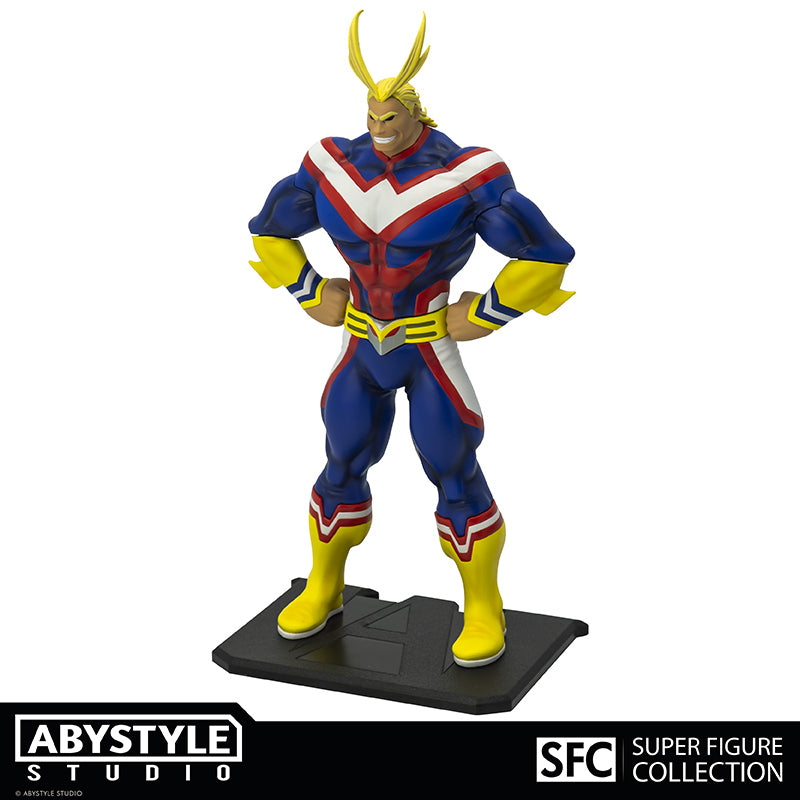My Hero Academia - All Might (SFC Figure #003)
