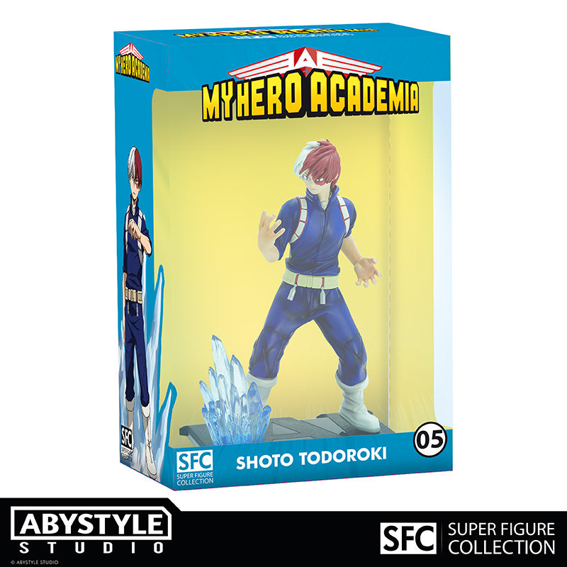 My Hero Academia - Shoto Todoroki Figure (SFC Figure #005)