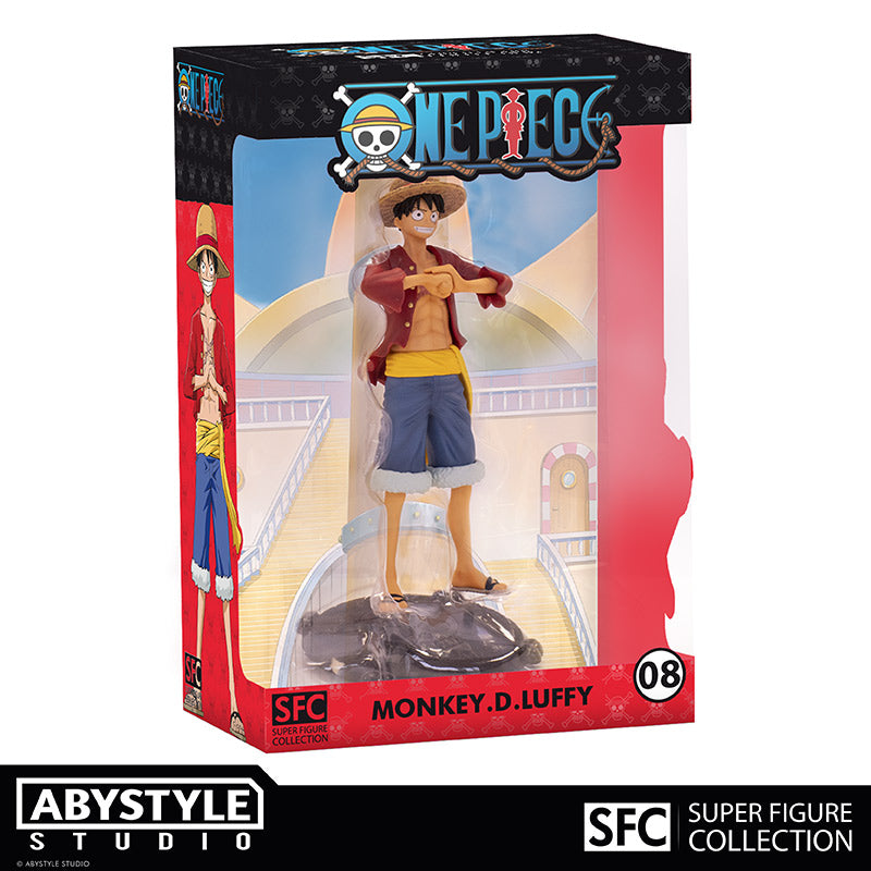 One Piece - Monkey D. Luffy (SFC Figure #006)