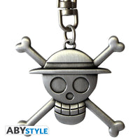 One Piece - Straw Hat Crew 3D Keychain
