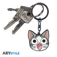 Chi's Sweet Home - Chi Metal Keychain