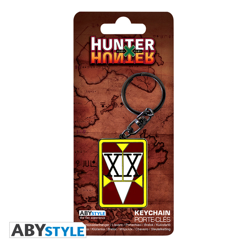 Hunter x Hunter - Hunter License Keychain