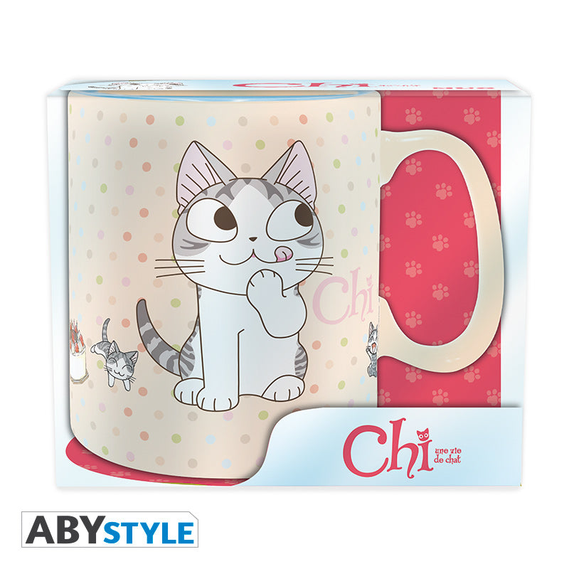 Chi's Sweet Home - Snack Time Ceramic Mug, 16 oz