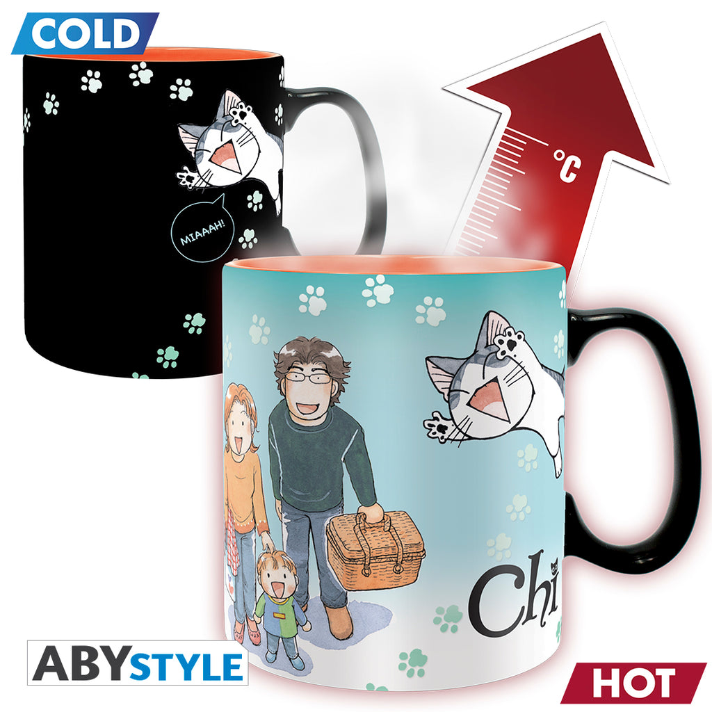 Chi's Sweet Home - Chi Magic Mug