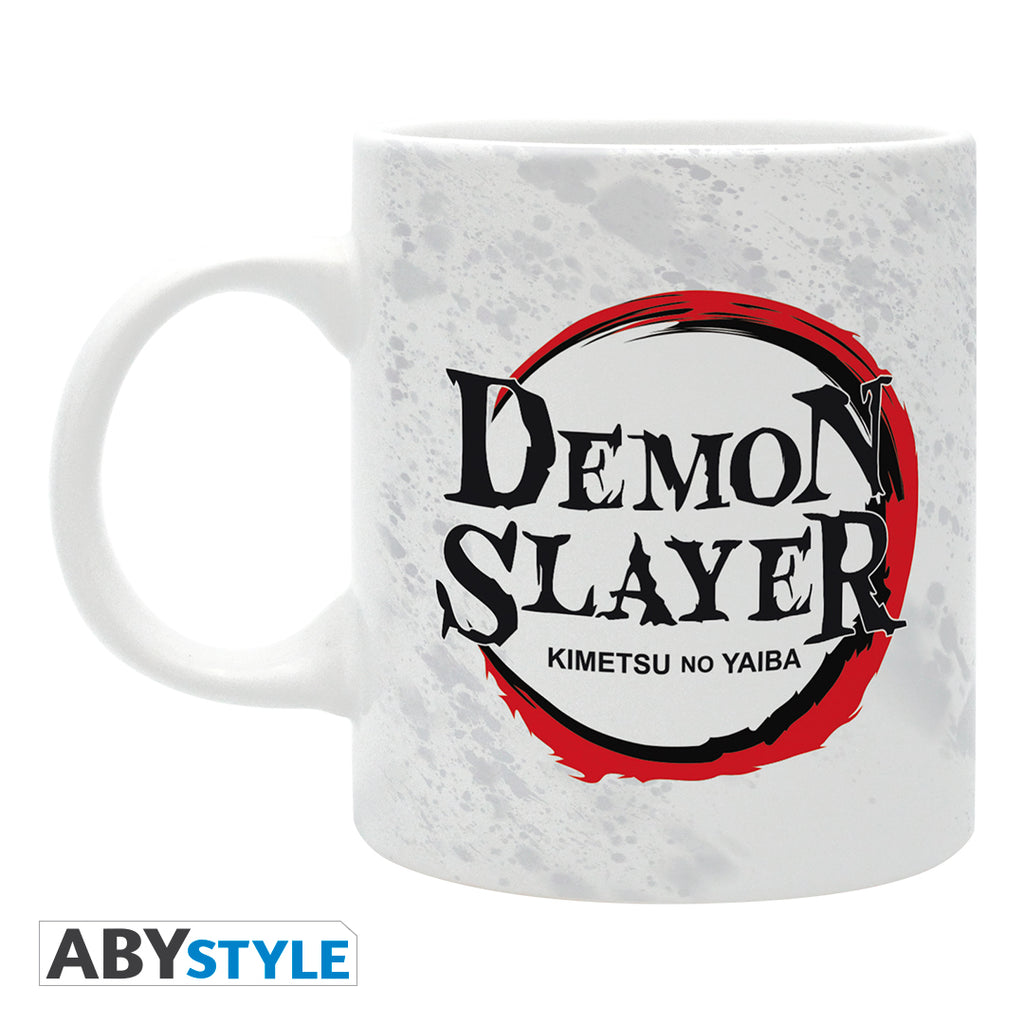 Demon Slayer - Tanjiro & Nezuko Snow Mug