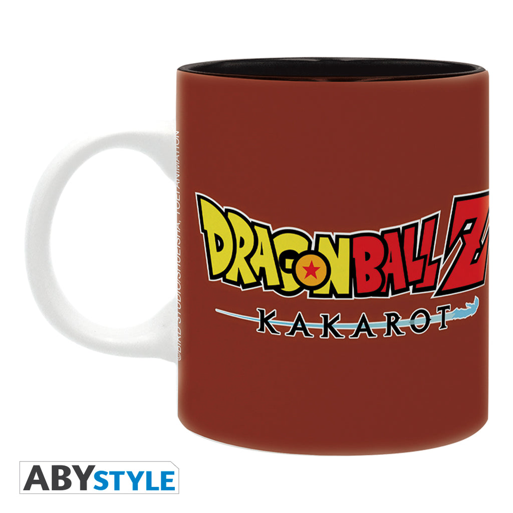 Dragon Ball Z: Kakarot – Goku Flying Nimbus Mug, 11 oz.