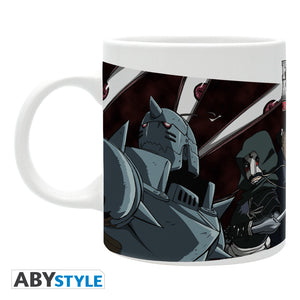 Fullmetal Alchemist: Brotherhood - Group vs. Pride Mug, 11 oz.