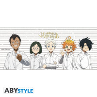 The Promised Neverland - Orphans Lineup Mug, 11 oz.