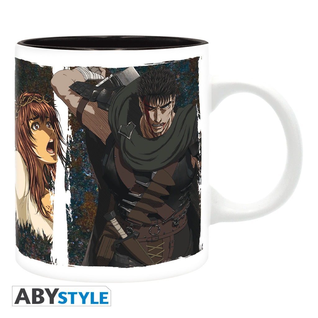 Berserk - Group Mug, 11 oz.