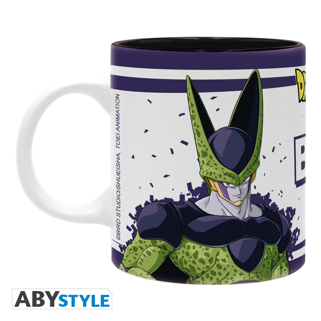 Dragon Ball Z: Kakarot – Gohan vs. Cell Battle Mug, 11 oz.