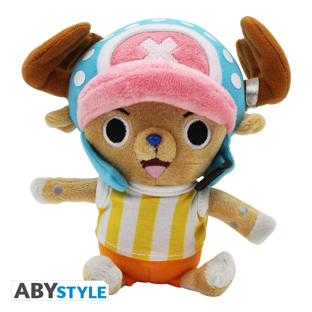 One Piece - New World Chopper Rumbling Plush, 6""
