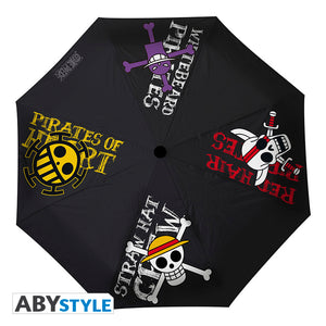 One Piece - Pirate Emblems Umbrella