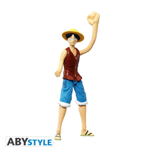 One Piece - Luffy Action Figure