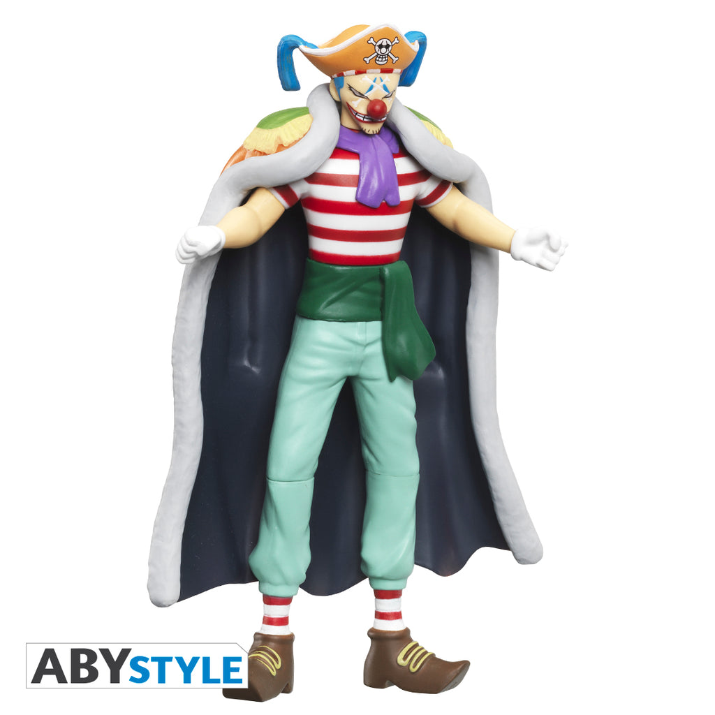 One Piece - Buggy Action Figure
