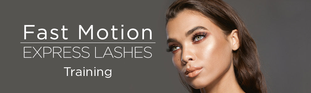 Fat Motion Express Lashes Training