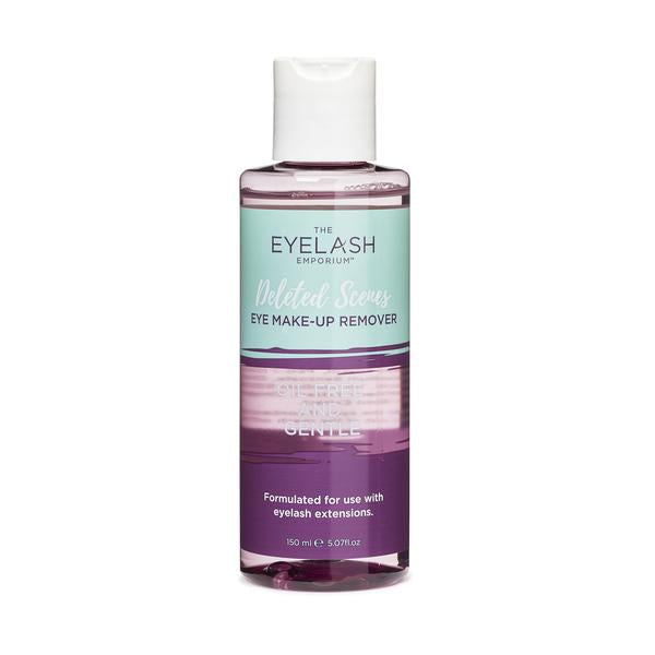 Deleted Scenes Oil Free Make-up Remover, 150ml.