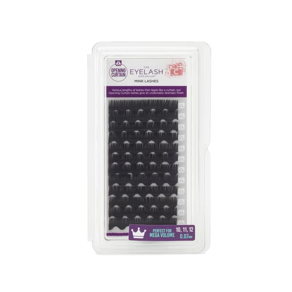 Opening Curtain C-Curl Lashes (Mixed Lengths)