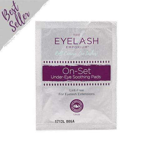 Lint-Free Under-Eye Gel Patches