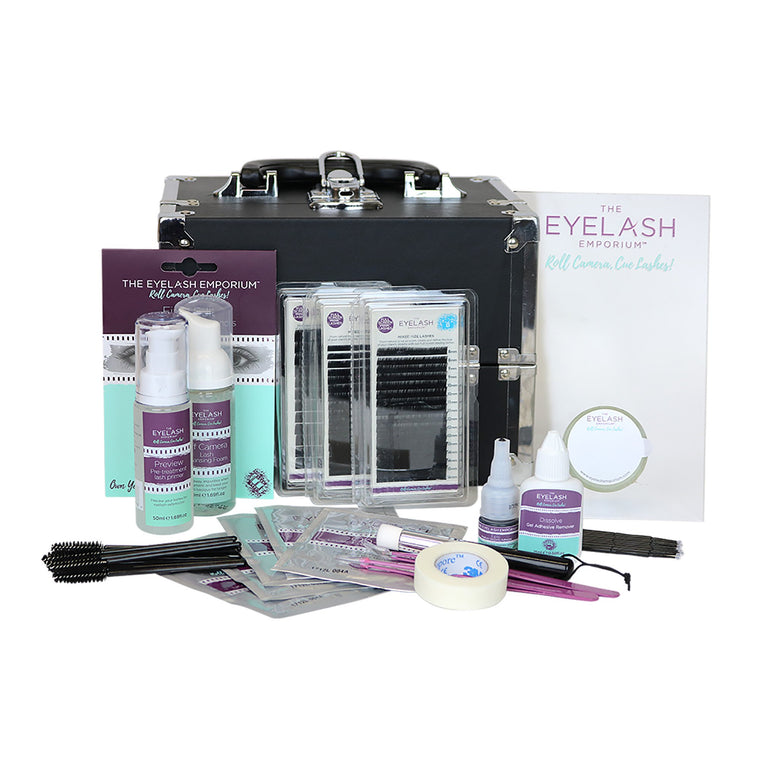 Individual Eyelash Extension Kit (For Training)