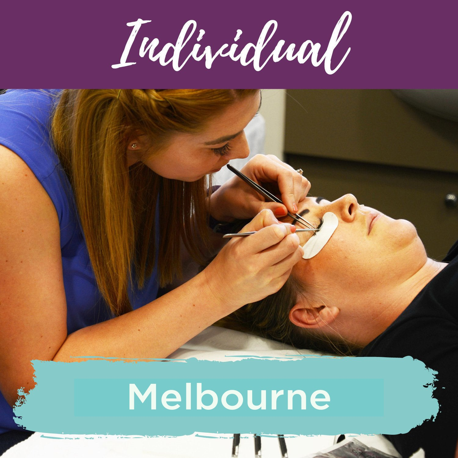 Classic Individual Eyelash Extension Training Melbourne