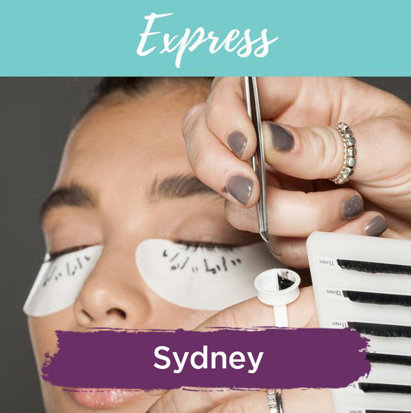 Fast Motion Express Eyelash Training Sydney