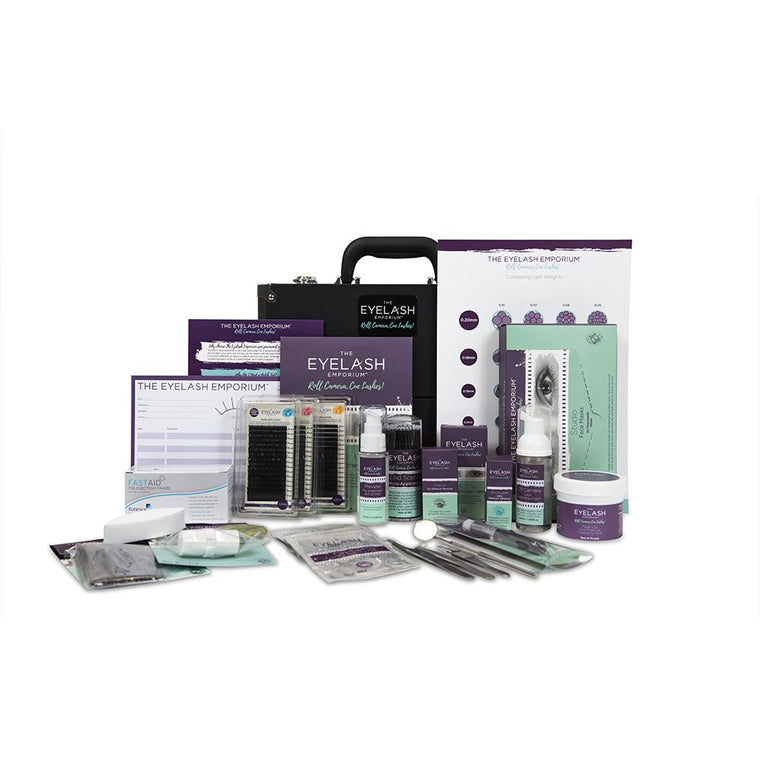 xD Russian Volume Eyelash Extension Kit