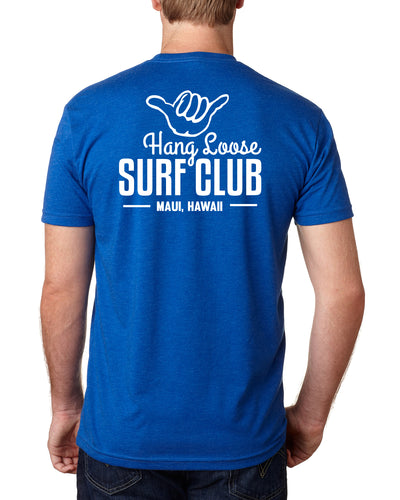 Hang Loose Tee - Royal Blue