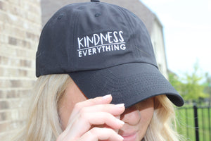 Kindness Over Everything Hat