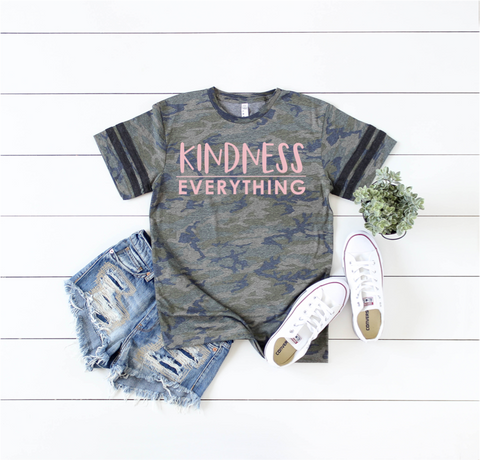 Kindness Over Everything Tee