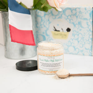 French Milled Milk Bath Crush