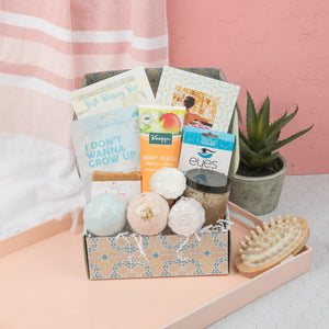 3-Month Sanctuary Bath Box Prepaid subscription