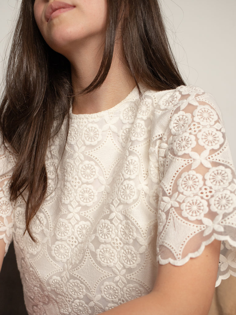 blouse broderie