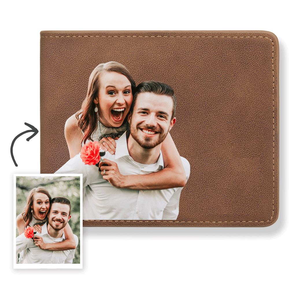 Custom Photo Wallet Color Printing