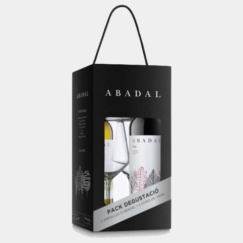 Abadal Crianza Pack Degustación - Wines and Copas Barcelona
