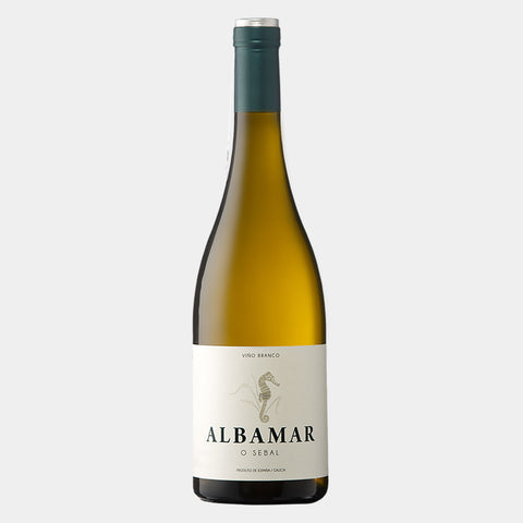 Albamar O Sebal - Wines and Copas Barcelona