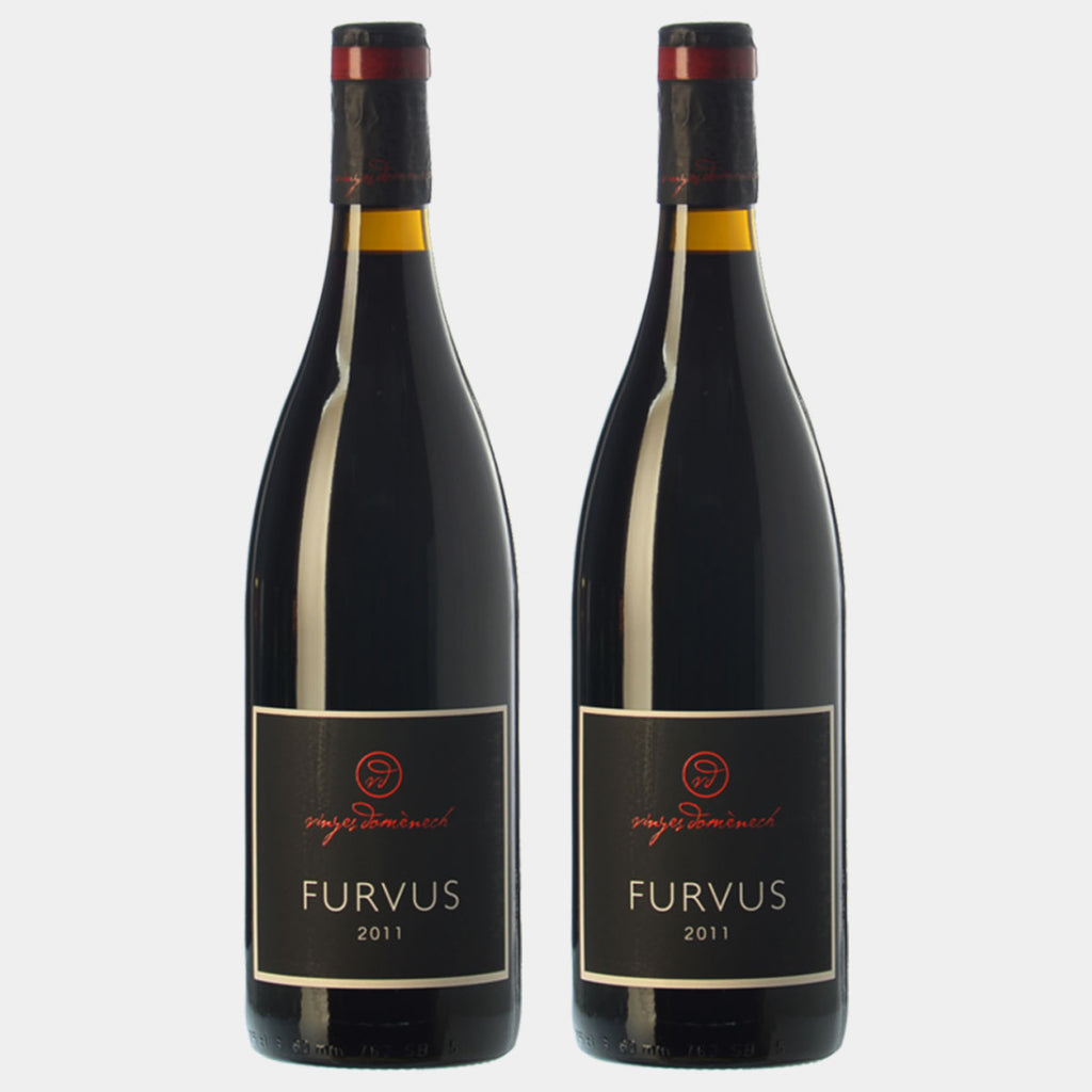 Caja Furvus 2 Botellas - Wines and Copas Barcelona